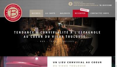 Site internet de L'Oncle Madrid