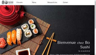 Site internet de Bo Su Shi