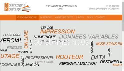 Site internet de Hartedis France