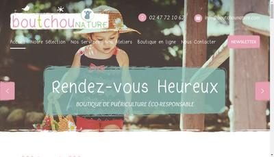 Site internet de Boutchou Nature