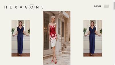 Site internet de Boutique de l'Hexagone