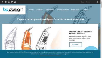 Site internet de Design et Maquettes