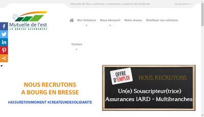 Site internet de Ab Assurances