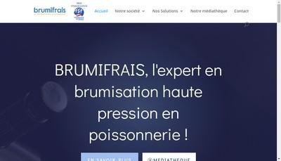 Site internet de Brumifrais