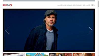 Site internet de Buzzman