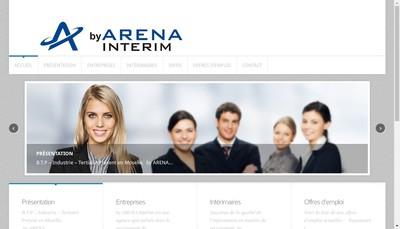 Site internet de By Arena