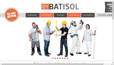 Site internet de By Batisol