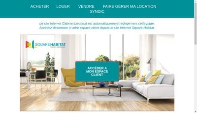 Site internet de Cabinet Lieutaud