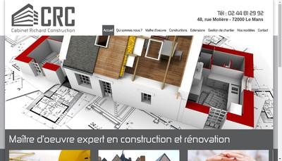 Site internet de CRC