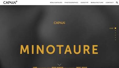Site internet de Capsus