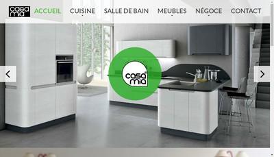 Site internet de Casamia