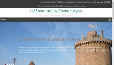 Site internet de Boutique du Fort la Latte