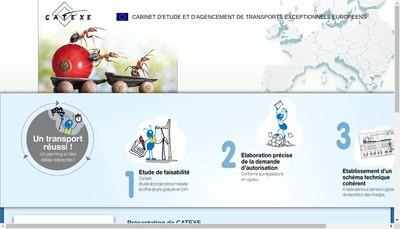 Site internet de Catexe