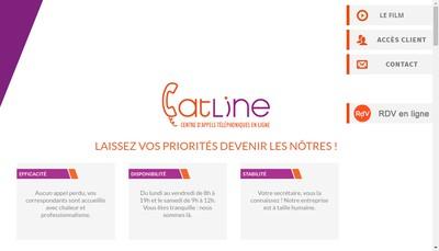 Site internet de Catline