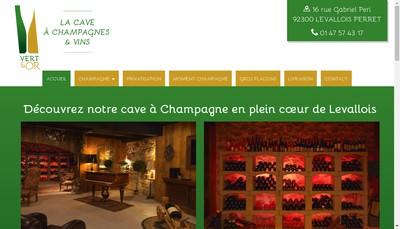 Site internet de Vert et Or