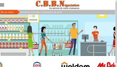 Site internet de Cbb Negociation