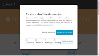 Site internet de SARL Ultimo