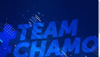 Site internet de Chamois Niortais Football Club