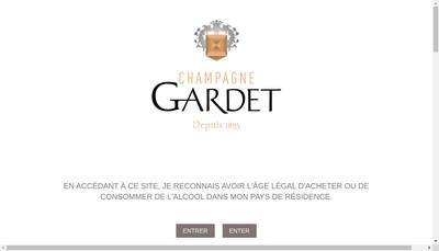 Site internet de CGD