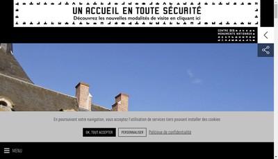 Site internet de Les Jardins de Talcy
