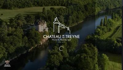 Site internet de Chateau de la Treyne