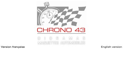 Site internet de Chrono 43