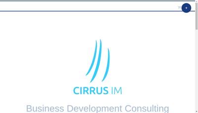 Site internet de Cirrus Im