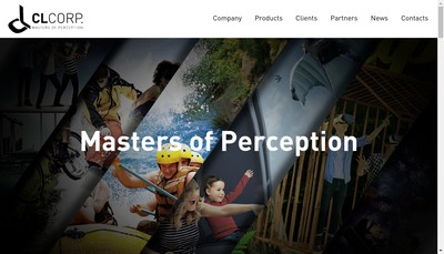 Site internet de CL Corporation