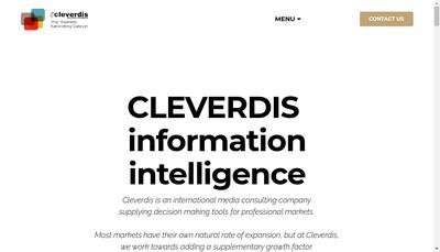 Site internet de Cleverdis