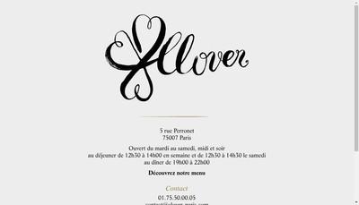Site internet de Clover