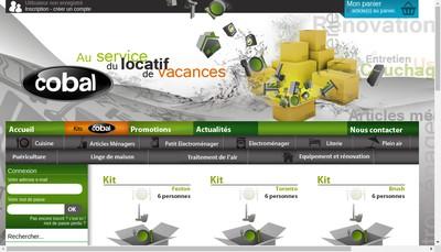 Site internet de Mbe-Cobal