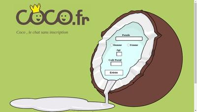 Site internet de Coco