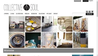 Site internet de Collective Soul