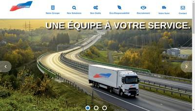 Site internet de Trafilog