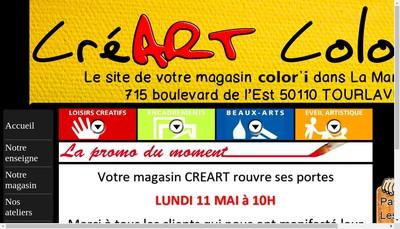 Site internet de Color'I