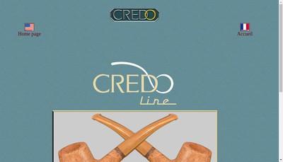 Site internet de Credo