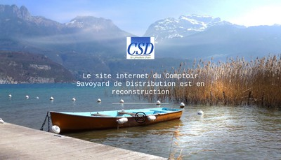 Site internet de Csd Transport