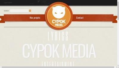 Site internet de Paroles.net - Lyrics2Stream - virtualregatta - paroles2chansons