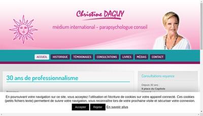 Site internet de Daguy