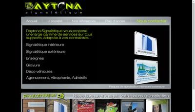 Site internet de Sb Concept-Stick N'Print-Daytona Stick N