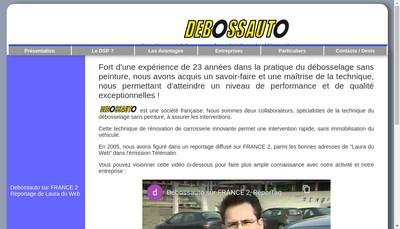 Site internet de Debossauto
