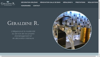 Site internet de Artgraph
