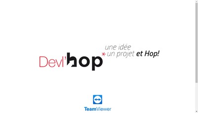 Site internet de Devl'Hop