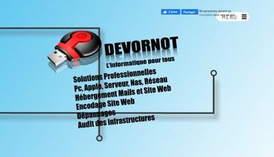 Site internet de Devornot