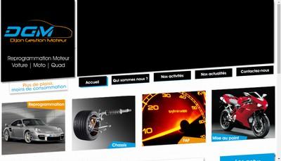 Site internet de Aragats Auto