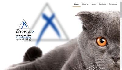 Site internet de Dioptrix