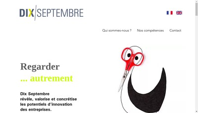 Site internet de Dix Septembre