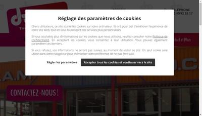 Site internet de Do Cam