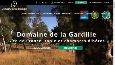 Site internet de Societe Cynegetique d'Exploitation Andre