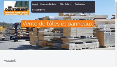 Site internet de Doutrelant